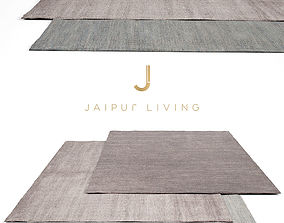 3D model Jaipur Living Rug Set 10