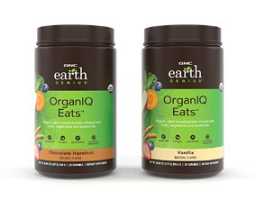 GNC Earth Genius OrganIQ Eats 3D