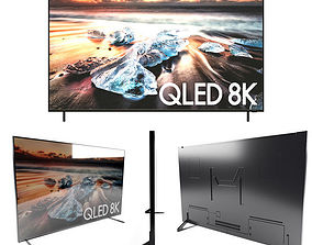 SAMSUNG QLED 8K TV 85 INCH 2018 3D