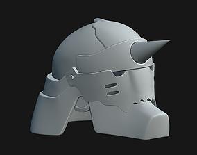 3D print model Fullmetal Alchemist Helmet Alphonse Elric 1