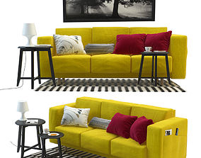 3D Ikea furniture collection 1