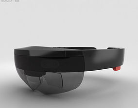 3D model Microsoft HoloLens