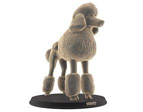 Poodle Dog Printable