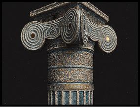 3D asset Column Of Celsus