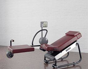 Gym equipment 07 am169 3D