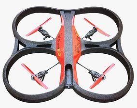 3D model Parrot Drone