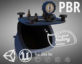 3D model Vacuum Infusion Machine