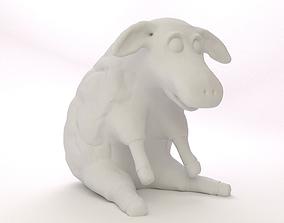 Easter Sheep 3D print model