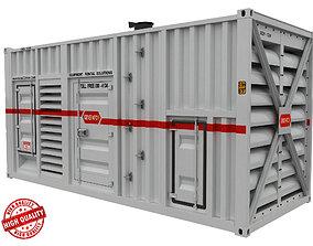 3D model Generator rental