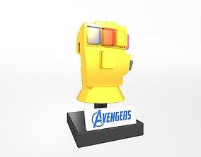 Lego Infinity Gauntlet v4 004 3D model