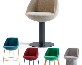 Chair Sancal Magnum 3D