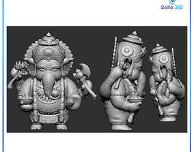 Ganesha Idol 3D Printable model 3dprint