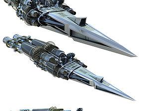 Speed Ship MR 3D