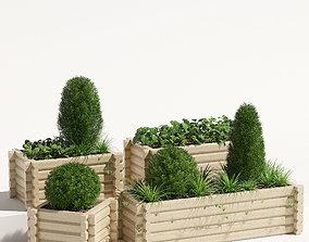 3D Buildround planter
