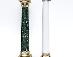classic columns 2 3D