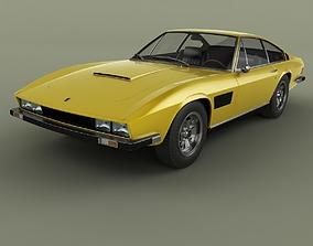 Monteverdi Berlinetta 3D model
