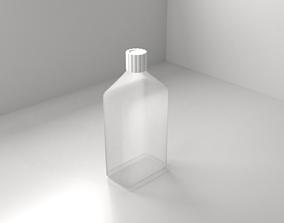 3D hospital Medicine Bottle
