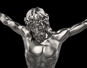 Jesus 9011 3D model