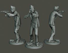 Dancing Coffin Meme B 002 3D printable model