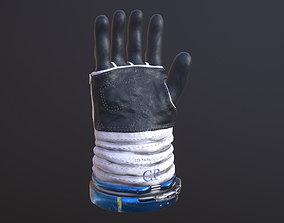 3D asset Soviet Astronaut Glove SOKOL-1