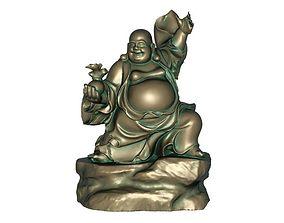 world Maitreya 3D print model 3D asset VR / AR ready