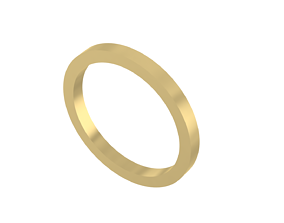 Simple ring band model 105 variations