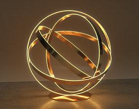 3D SphericalCreativeLamp