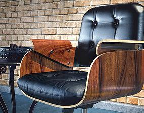 Tecta D49 Chair 3D