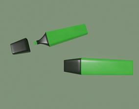 3D asset Highlighter