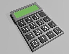 Calculator 3D science
