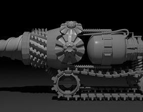 3D Drilling Rig - TU37 Destroyer