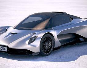 Aston Martin Valhalla 2020 3D