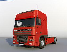 daf xf 480 3D model