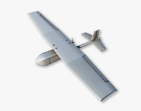 3D model Unmanned Air Vehicle