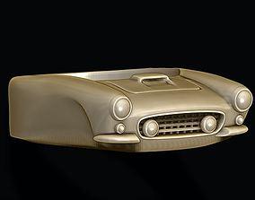 3D printable model car ring 23