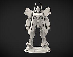 3D printable model Endless Waltz Sandrock