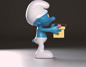 3D print model Painter