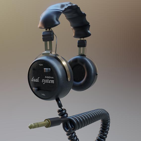 A Re-design - Agena Dual System Headphone