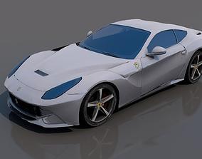 Ferrari f12 berlinetta 3D model
