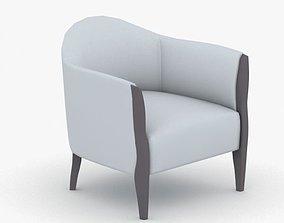 0157 - Armchair 3D asset realtime