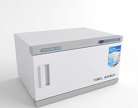 3D model UV Towel Warmer Sterilizer