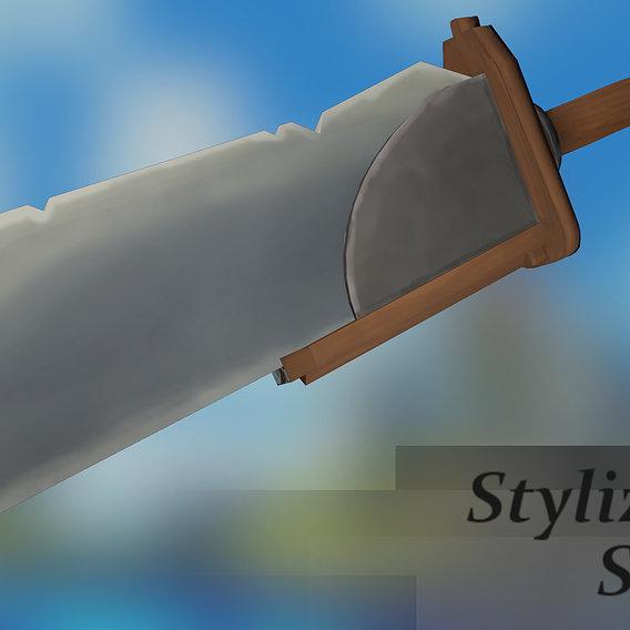 Stylized Swords