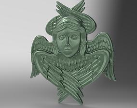 religiou-object 3D printable model angel 4