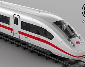 ICE 4 BR412 3D model