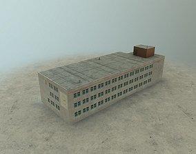 EDDB Building 1 3D asset
