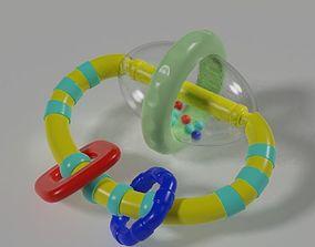 3D model Baby Rattle shaker