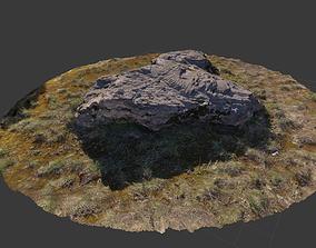 3D terrain Boulder