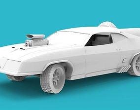 3D print model Car - v8