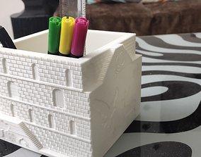 3D print model Plant and desk pot