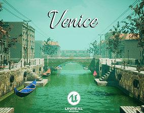 Venice for Unreal Engine 3D asset